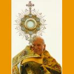 Pope John Paul II, Great Apostle of the Eucharist