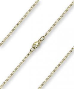13 inch gold plated chain