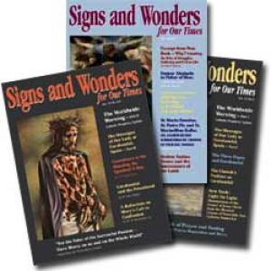 1-year subscription to Signs and Wonders